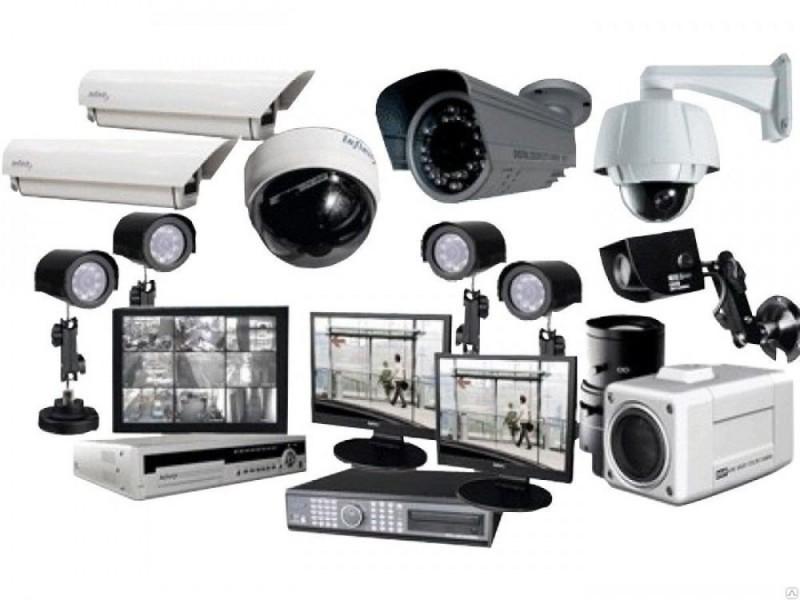 Видеонаблюдение, камеры видеонаблюдения, видеорегистратор