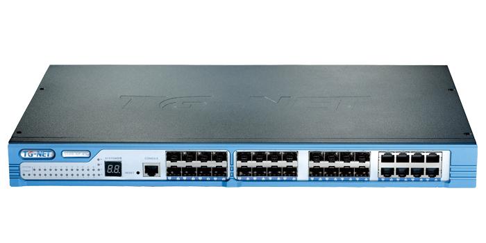PoE коммутатор TG-NET S5300-32F-4TF