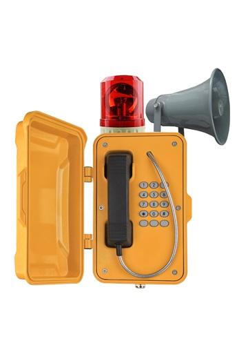 SIP-телефон JR101-FK-Y-HB-SIP