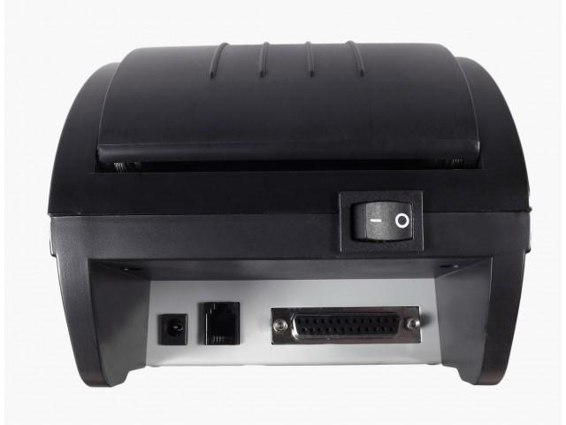 Принтер чеков OL-T0581, COM, черный (с БП)