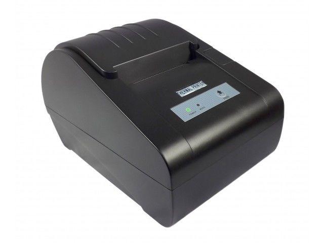Принтер чеков OL-T0581, LAN, черный (с БП)